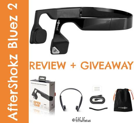 AfterShokz Bluez 2 Review and Giveaway | Wireless Headphones