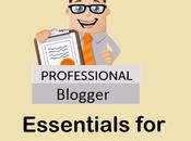 Essentials Professional Blogger, Matter What Niche Blog