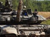 Russian Tanks Syria