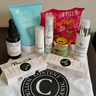 Content Beauty & Wellbeing Gift With Purchase.