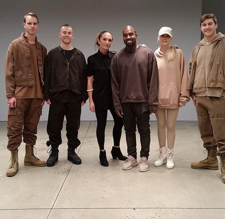 size 40 80fbf 423cf Kanye West Brings Yeezy By Kanye West x Adidas Collection ...