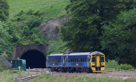 Delays and Overcrowding Plague Borders Railway First Week