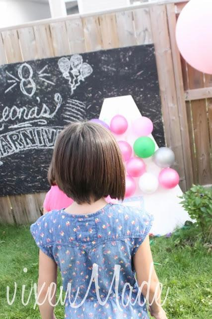 Floral Carnival Party