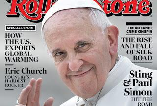 The Francis Effect: Putting Rhetoric Together with Reality on Eve of Pope's Visit (1)