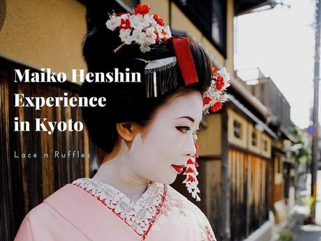 Memoirs Of My Maiko Henshin Experience In Kyoto Paperblog