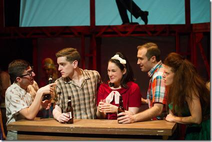 Review: Dogfight (BoHo Theatre)