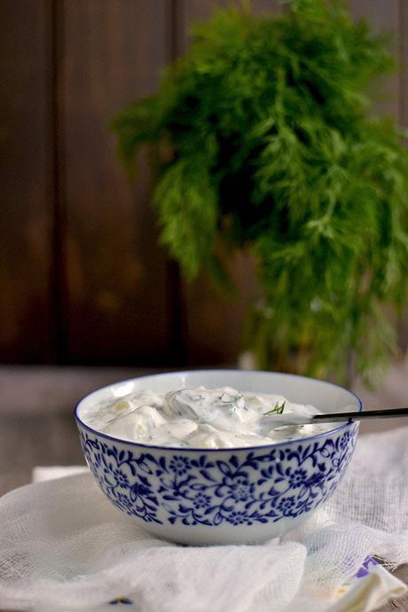 Greek Yogurt Dip