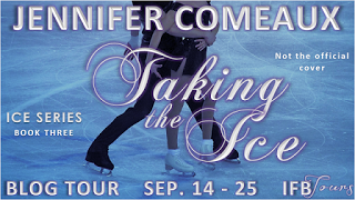 TAKING THE ICE Blog Tour-Day Five