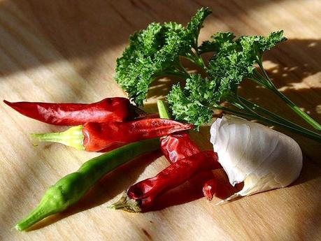 Health benefits of Red chilli