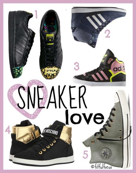 5 Sneakers to Love | Fit & Fashionable | Chic Sneakers | Cool Sneakers