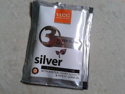 VLCC Silver Facial Kit Review