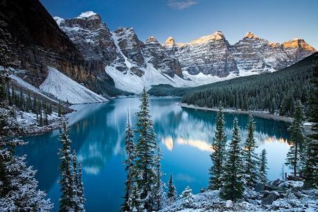 The Valley of the Ten Peaks