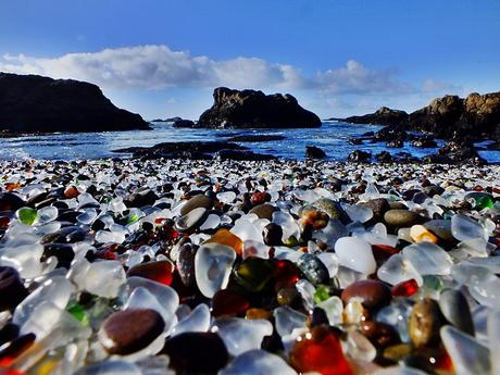 Do you know about Glass Beach?