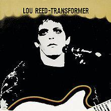Lou Reed's Transformer album