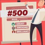 How To Acquire More Comments For Your Blog Infographic