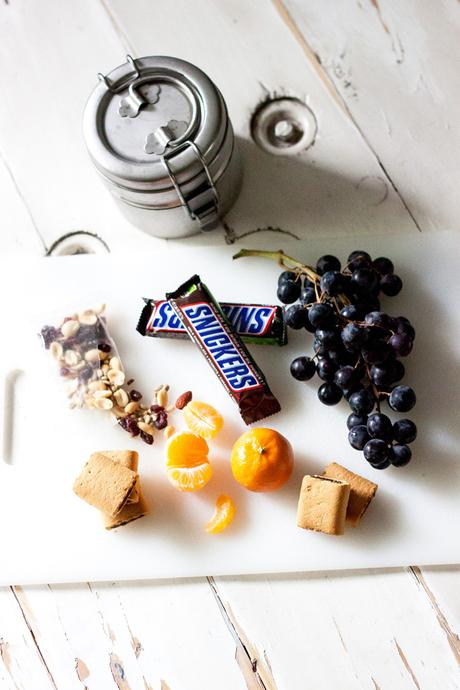 Freeze & Go Snacks With SNICKERS®