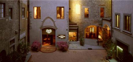 Elegant Family Oasis at the Hotel Brunelleschi in Florence