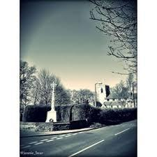 Image result for st andrews church, bishopthorpe, misty
