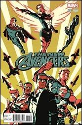 New Avengers #1 Cover - Cho Variant