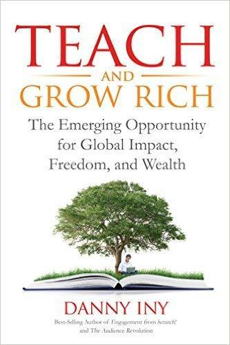 teach and grow rich book cover