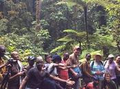 Hike Bwindi. Gorilla Highlands Adventure, Part