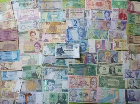 Travel Collectables: Banknotes from over a century of countries