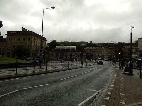 Arriving in Buxton
