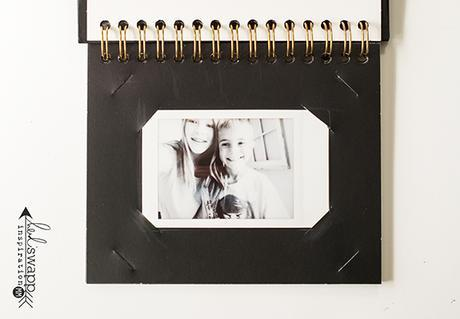 the brand new Heidi Swapp Instax Flip Album...some tips & tricks
