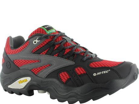 Gear Closet: Hi Tec V Lite Flash Force Low Hiking Shoes