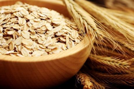 oats scrub for removing blackheads