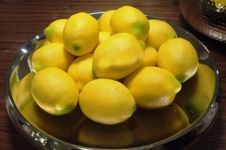 natural way to get rid of blackheads with lemon