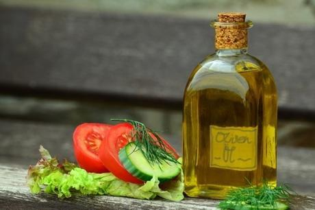 constipation relief with olive oil