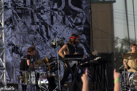 Bleachers Riot Fest 2015