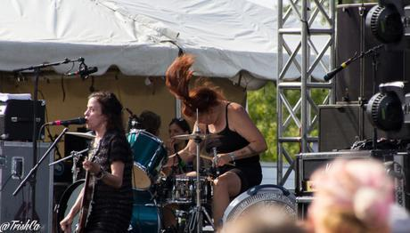 Babes in Toyland Riot Fest 2015