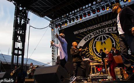 Wu Tang Riot Fest 2015