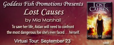 Lost Causes by Mia Marshall @thismiamarshall @goddessfish