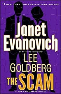 The Scam by Janet Evanovich and Lee Goldberg- A Book Review