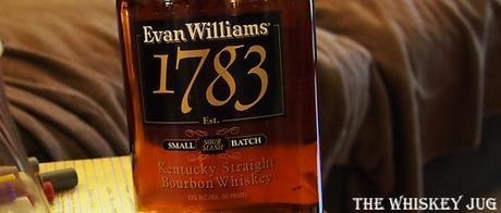 Evan Williams 1783 Label