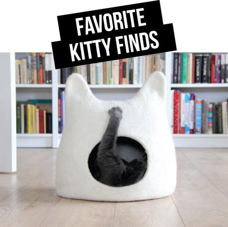 Favorite Kitty Finds | Francois et Moi