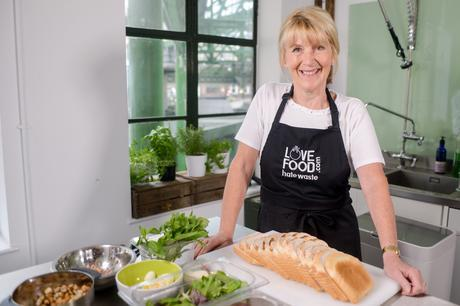 Stale Bread Restaurant Opened by Bake Off Winner