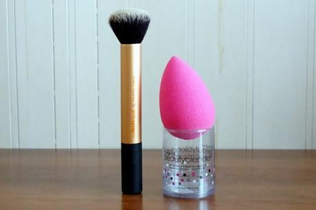 how to use makeup sponge