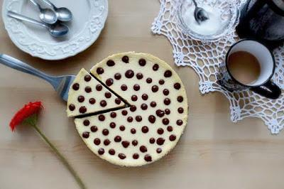 Bake the Polka Dot Cheesecake!