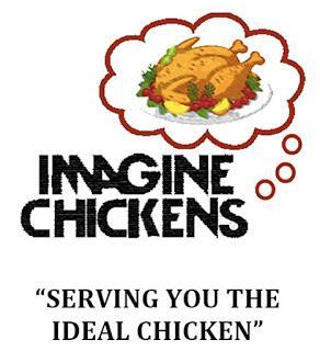 The student-run business of my daughter, IMAGINE CHICKENS