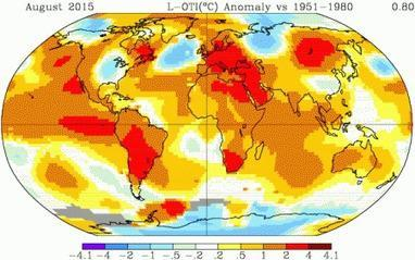 Global warming consensus extends beyond climate scientists