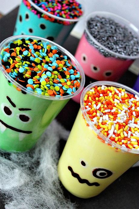 Recipe | Halloween Treat Ideas! - Paperblog