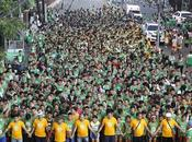 39th National MILO Marathon Iloilo