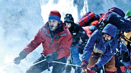 Everest Not Big at the Box Office