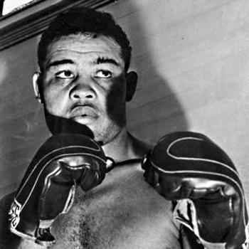 Heavyweight Champ Joe Louis
