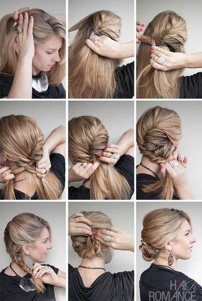 Top 8 Easy Diy Hairstyle Tutorials For Festival Occasions Paperblog
