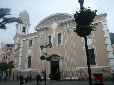 St. Mary's Cathedral in Gibraltar